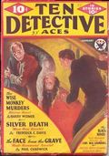 Ten Detective Aces (1933-1949 Ace Magazines) Pulp Vol. 19 #2
