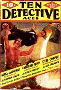 Ten Detective Aces (1933-1949 Ace Magazines) Pulp Vol. 19 #3