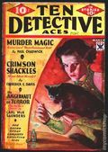 Ten Detective Aces (1933-1949 Ace Magazines) Pulp Vol. 20 #1