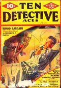 Ten Detective Aces (1933-1949 Ace Magazines) Pulp Vol. 20 #2