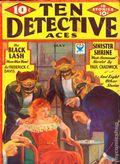 Ten Detective Aces (1933-1949 Ace Magazines) Pulp Vol. 20 #3