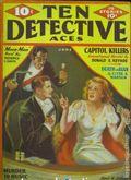 Ten Detective Aces (1933-1949 Ace Magazines) Pulp Vol. 20 #4