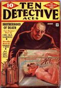 Ten Detective Aces (1933-1949 Ace Magazines) Pulp Vol. 21 #2