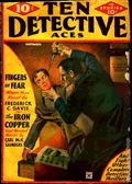 Ten Detective Aces (1933-1949 Ace Magazines) Pulp Vol. 21 #3