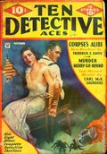 Ten Detective Aces (1933-1949 Ace Magazines) Pulp Vol. 21 #4