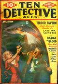 Ten Detective Aces (1933-1949 Ace Magazines) Pulp Vol. 22 #2
