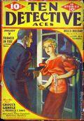 Ten Detective Aces (1933-1949 Ace Magazines) Pulp Vol. 22 #3