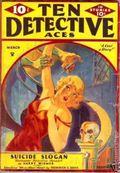 Ten Detective Aces (1933-1949 Ace Magazines) Pulp Vol. 23 #1
