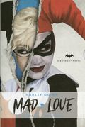 Harley Quinn Mad Love HC (2018 Titan Books) A Batman Novel 1-1ST
