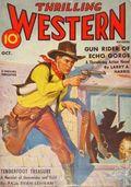Thrilling Western (1934-1953 Standard) Pulp Vol. 23 #1