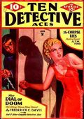 Ten Detective Aces (1933-1949 Ace Magazines) Pulp Vol. 23 #4
