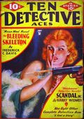 Ten Detective Aces (1933-1949 Ace Magazines) Pulp Vol. 24 #1