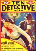 Ten Detective Aces (1933-1949 Ace Magazines) Pulp Vol. 24 #2
