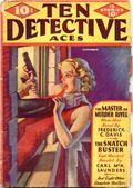Ten Detective Aces (1933-1949 Ace Magazines) Pulp Vol. 24 #3