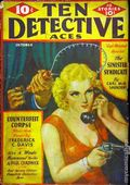Ten Detective Aces (1933-1949 Ace Magazines) Pulp Vol. 24 #4