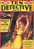 Ten Detective Aces (1933-1949 Ace Magazines) Pulp Vol. 25 #1