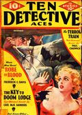 Ten Detective Aces (1933-1949 Ace Magazines) Pulp Vol. 25 #2
