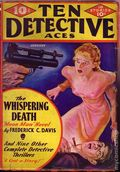 Ten Detective Aces (1933-1949 Ace Magazines) Pulp Vol. 25 #3
