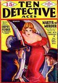Ten Detective Aces (1933-1949 Ace Magazines) Pulp Vol. 26 #1