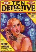 Ten Detective Aces (1933-1949 Ace Magazines) Pulp Vol. 26 #3