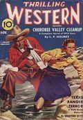 Thrilling Western (1934-1953 Standard) Pulp Vol. 26 #1