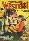 Thrilling Western (1934-1953 Standard) Pulp Vol. 27 #1
