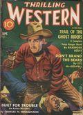Thrilling Western (1934-1953 Standard) Pulp Vol. 27 #3