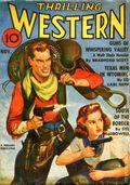 Thrilling Western (1934-1953 Standard) Pulp Vol. 28 #1