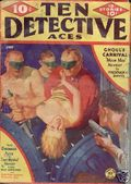 Ten Detective Aces (1933-1949 Ace Magazines) Pulp Vol. 27 #1