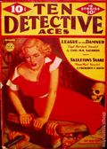 Ten Detective Aces (1933-1949 Ace Magazines) Pulp Vol. 27 #3