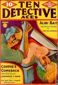 Ten Detective Aces (1933-1949 Ace Magazines) Pulp Vol. 27 #4