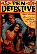 Ten Detective Aces (1933-1949 Ace Magazines) Pulp Vol. 28 #1