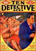 Ten Detective Aces (1933-1949 Ace Magazines) Pulp Vol. 28 #2