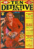 Ten Detective Aces (1933-1949 Ace Magazines) Pulp Vol. 28 #3
