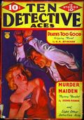 Ten Detective Aces (1933-1949 Ace Magazines) Pulp Vol. 29 #2