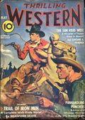 Thrilling Western (1934-1953 Standard) Pulp Vol. 29 #1