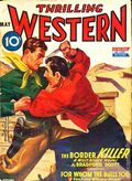 Thrilling Western (1934-1953 Standard) Pulp Vol. 33 #1