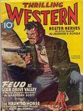 Thrilling Western (1934-1953 Standard) Pulp Vol. 36 #3