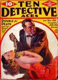 Ten Detective Aces (1933-1949 Ace Magazines) Pulp Vol. 29 #4