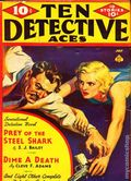 Ten Detective Aces (1933-1949 Ace Magazines) Pulp Vol. 30 #1
