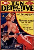 Ten Detective Aces (1933-1949 Ace Magazines) Pulp Vol. 30 #2