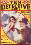 Ten Detective Aces (1933-1949 Ace Magazines) Pulp Vol. 30 #3