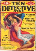 Ten Detective Aces (1933-1949 Ace Magazines) Pulp Vol. 31 #1