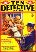 Ten Detective Aces (1933-1949 Ace Magazines) Pulp Vol. 32 #1