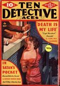 Ten Detective Aces (1933-1949 Ace Magazines) Pulp Vol. 32 #3