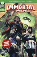 Immortal Men The End of Forever TPB (2018 DC) The New Age of Heroes 1-1ST