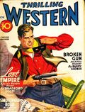 Thrilling Western (1934-1953 Standard) Pulp Vol. 39 #2