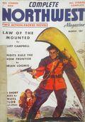 Complete Northwest Novel Magazine (1935-1940 Northwest Publishing) Pulp Vol. 3 #3