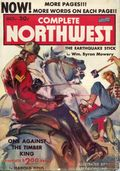 Complete Northwest Novel Magazine (1935-1940 Northwest Publishing) Pulp Vol. 4 #4