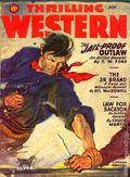 Thrilling Western (1934-1953 Standard) Pulp Vol. 42 #1